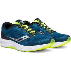 saucony Clarion Chaussures Homme, marine citron